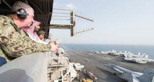 محمد-بن-سلمان-مع-قائد-القيادة-المركزية-الأمريكية-660x330