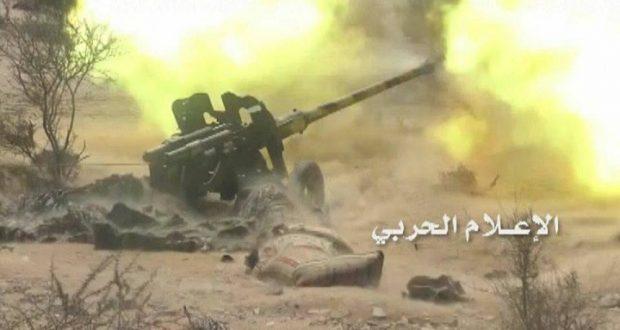 مصرع وإصابة عدد من المرتزقة وإعطاب طقمين عسكري في شبوة   صعدة نيوز