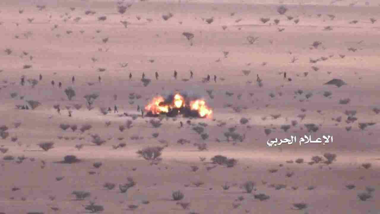 مصرع وإصابة العشرات من مرتزقة العدوان بكسر زحفين في نجران   صعدة نيوز